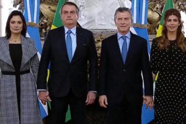 ¡SE LO CONTAMOS! Macri recibe a Bolsonaro en la Casa Rosada con el tema de Venezuela en la mira