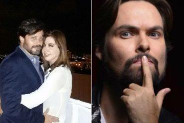 """¡SE PICÓ! Luis Fernández defiende a Mimí Lazo porque el comediante George Harris le sacó su """"pasado reciente chavista"""""""
