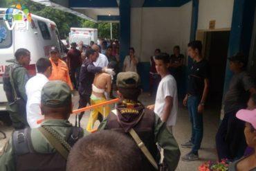 """¡ÚLTIMA HORA! Reportan 1 fallecido y 4 heridos en un motín en el centro de procesados """"26 de Julio"""" de San Juan de los Morros"""