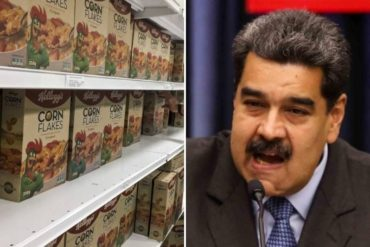 ¡INDIGNADOS! Kellogg anuncia acciones legales por el uso indebido de su marca en Venezuela