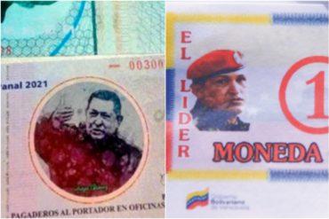 ¡ELLOS Y SUS BRILLANTES IDEAS! Proponen transacciones bancarias en monedas comunales como solución a la escasez de efectivo (+Ya no hay bolívares)