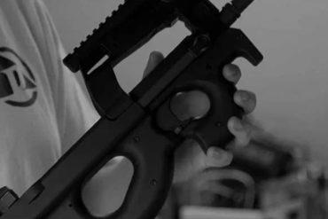 ¡QUE HORROR! En Carabobo asesinan a sargento de la GNB para robarle el fusil