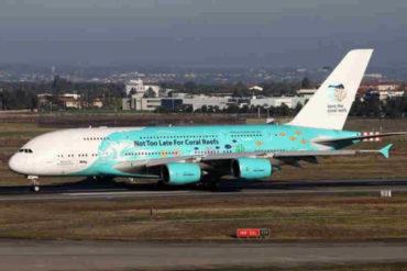 ¡NO SE LO PIERDA! El avión comercial más grande del mundo aterrizará en Venezuela este #14Jul (+Video)