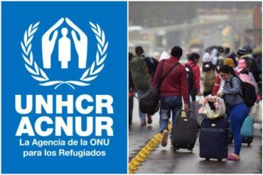 ¿VAMOS BIEN? La dramática proyección de Acnur: Éxodo venezolano se incrementará a 6,5 millones de personas en 2020
