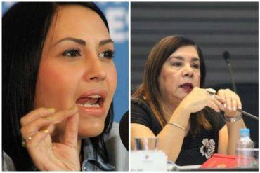 """¡FÚRICA! Solórzano indignada por lo que dijo magistrada de Maduro sobre la prostitución en las cárceles: """"Es una burla"""""""