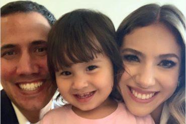 ¡CONMOVEDOR! El mensaje de Fabiana Rosales a su esposo tras 6 meses de juramentarse como presidente encargado