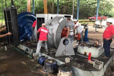 ¡SEPA! Ministra de Aguas asegura que ya reactivaron los sistemas Tuy I, II y II tras mega apagón