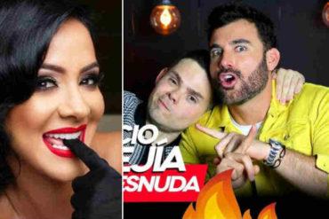 """¡LE CONTAMOS! """"Que desperdicio"""": El polémico comentario de Norkys Batista sobre este reconocido actor que se declaró gay"""
