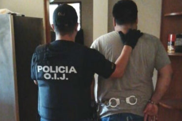 ¡QUÉ HORROR! A Manuitt lo acusan en Costa Rica de torturar a peones que le robaron unas vacas (+Video del fuerte operativo de detención)