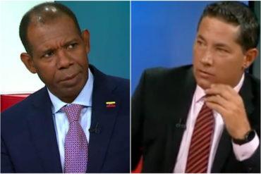 ¡GANCHO AL HÍGADO! Las 13 demoledoras frases con las que Fernando del Rincón puso contra la pared al exjefe del Sebin (+Video + pasó coleto)