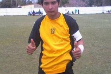 ¡DESGRACIA! Muere un adolescente futbolista tras parar un penal con el tórax: Se desmayó mientras celebraba