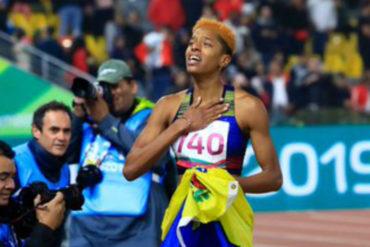 """¡LE CONTAMOS! """"Sí se puede"""": Lo que dijo Yulimar Rojas tras haber obtenido oro en los Juegos Panamericanos (+Video)"""