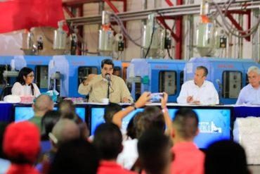 ¡NO TE LO PIERDAS! Maduro pide activar un sistema nacional de reciclaje comunitario (+quién será el encargado) (+Videos)