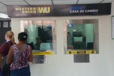 ¡IMPORTANTE! La casa de cambio Zoom reabrió su servicio de remesas (+Así abrió la tasa del dólar)