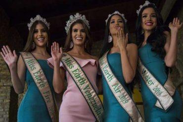 """¡PICA Y SE EXTIENDE! A patrocinante del Miss Earth Venezuela le tomó por """"sorpresa"""" el resultado del evento: """"No coincidió con nuestras votaciones"""""""