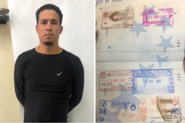 ¡UNA JOYITA! Interpol captura en Perú a uno de los asesinos más buscados en Venezuela