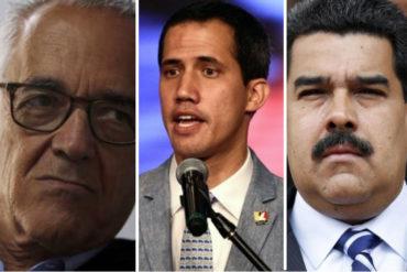 ¡VAYA, VAYA! El datazo que soltó Bocaranda sobre una nueva ronda de diálogo entre Maduro y Guaidó