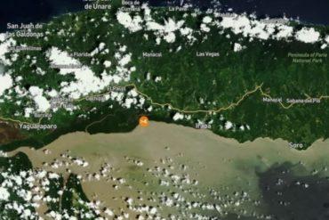 ¡ÚLTIMA HORA! Sismo de magnitud 4.0 se registró este #19Ago en el municipio Irapa del estado Sucre