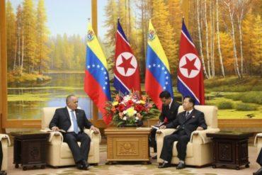 ¡PENDIENTES CON ESTO! Alnavío: Maduro se perjudica a sí mismo con el viaje de Cabello a Corea del Norte: «Nadie se les quieres acercar porque crea problema»