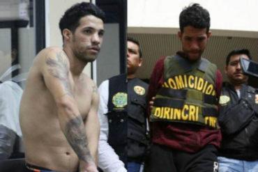 """¡NO SE LO PIERDA! Alias """"Guasón"""", autor del descuartizamiento en Perú, se rió a carcajadas durante el interrogatorio (+Video)"""