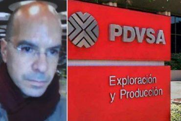¡NO PUDO CON LA PRESIÓN! Confirman que ex directivo de Pdvsa se suicidó en Madrid