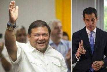 ¡CON TODO! Velásquez anuncia respaldo a Guaidó como jefe de la AN hasta lograr el cese de la usurpación