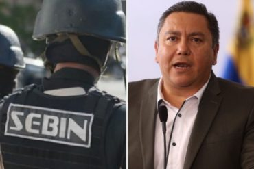 "¡ENTÉRATE! Revelan que el Sebin tendría ""escoltas designados"" para acompañar a Javier Bertucci: Lo acompañan a todas partes"
