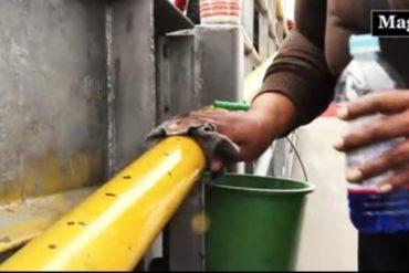 ¡NO LO HACE CUALQUIERA! Venezolanos limpian a diario una de las zonas más contaminadas de Lima (+Video)