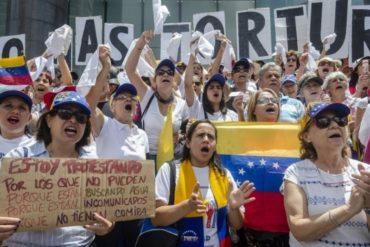 ¡SALIERON MAL! Venezolanos dicen no sentirse representados por estos dos falsos opositores
