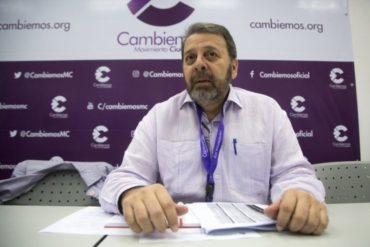 """¡IMPORTANTE SABER! Timoteo Zambrano: Unas posibles elecciones presidenciales """"quedarán del diálogo entre EEUU y Maduro"""""""