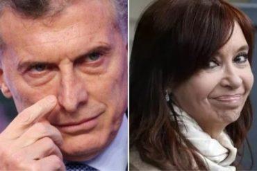 """¡AH, OKEY! Cristina Fernández pidió a Macri """"aligerar situación financiera"""" antes de dejar la presidencia"""
