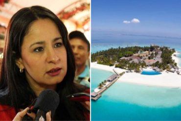 ¡ATENCIÓN! Aseguran que exgobernadora chavista lidera red de tráfico de oro en Los Roques