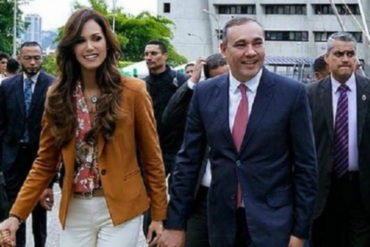 ¡SE PRENDIÓ! Las acusaciones de EEUU también salpicaron a Maikel Moreno y certámenes de belleza en Venezuela (+Captura)
