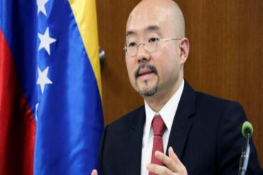 ¡LO ÚLTIMO! Embajador de Maduro en Japón denuncia que su cuenta bancaria fue congelada