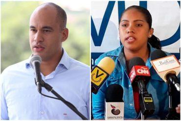 ¿DÓNDE ESTÁ? Exdiputada chavista le dio con todo a Héctor Rodríguez por los altos índices de inseguridad en Miranda