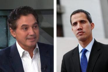 """¡CON TODO! """"Presidente, corrija rumbo"""": El llamado de atención de Salas Feo a Juan Guaidó"""