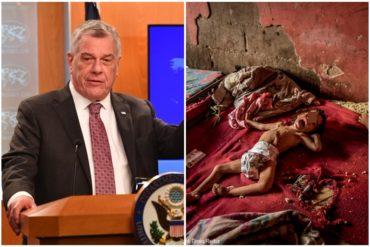 ¿ALÓ, MADURO? Michael Kozak: Solo el retorno a la democracia terminará con el sufrimiento de los venezolanos