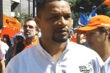 ¡DE TERROR! Calcinado y con dos tiros en la nuca: Así fue hallado el cadáver del concejal de VP Edmundo Rada
