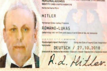 ¡QUÉ FAMILIA! El último hijo de Adolf Hitler fue condenado recientemente por pedofilia (atacó sexualmente a menor de 13 años)