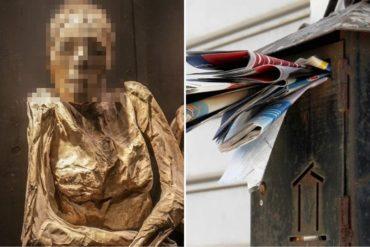 ¡PERTURBADOR! Murió en soledad y la hallaron 15 años después en su apartamento: Estaba momificada y nunca nadie preguntó por ella