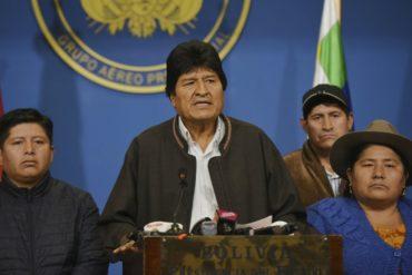 ¡LE CONTAMOS! La lección que deja la renuncia de Evo Morales (y por qué no hubo golpe de Estado)