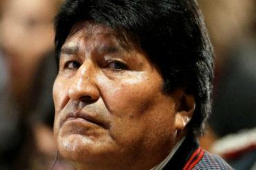¡VEA! La furiosa reacción de Evo Morales cuando le preguntaron por qué no se exilió en Venezuela (+Video)
