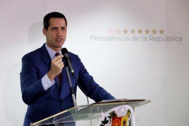 ¡ASÍ LO DIJO! Guaidó destaca la importancia de protestar diariamente: Depende de todos presionar a la dictadura
