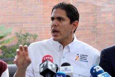 ¡SIGUE LA POLÉMICA! Lester Toledo tras desmentir supuesta conversación con Calderón Berti: Sigan intentando que nosotros vamos a seguir contra los corruptos