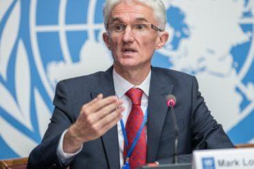"""¡CONCILIADOR! ONU llama a superar las """"diferencias políticas"""" para acabar con el """"sufrimiento» de los venezolanos"""