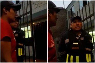 """¡ASÍ PASÓ! Peruano denuncia que una venezolana lo acosa """"sexualmente"""":  """"No me quiero acostar con ella porque tengo mi familia"""" (+Video)"""