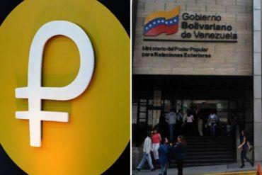 ¡DE INTERÉS! Desde este #12Nov el apostillado de documentos se cancelará en Petros