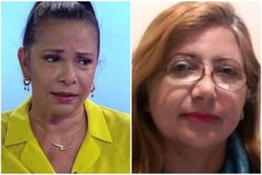 ¡NO SE QUEDÓ CALLADA! Lo que dijo Sebastiana Barráez a Ibéyise Pacheco por criticar las declaraciones de Calderón Berti: Lo más sano para la democracia es la verdad
