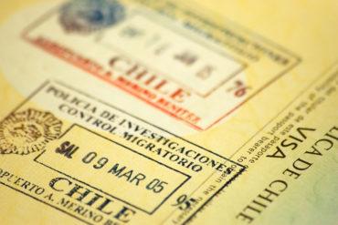 ¡IMPORTANTE! Venezolanos que están tramitando visas en Chile pueden solicitar permiso de salida temporal