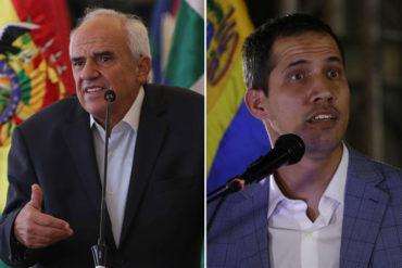 """¡AH, OK! Ernesto Samper defiende a Evo Morales y asegura que Latinoamérica se está llenando de """"Guaidós"""""""